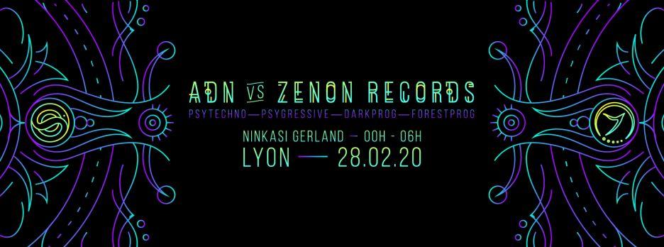 ADN VS ZENON