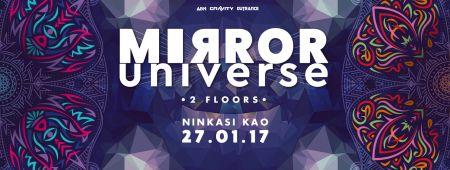 MIRROR UNIVERSE